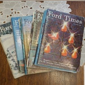 Bundle for FORD magazines